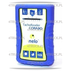 TachoReader Combo Plus